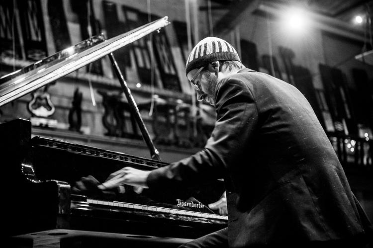 David Helbock, Foto: Astrid Dill
