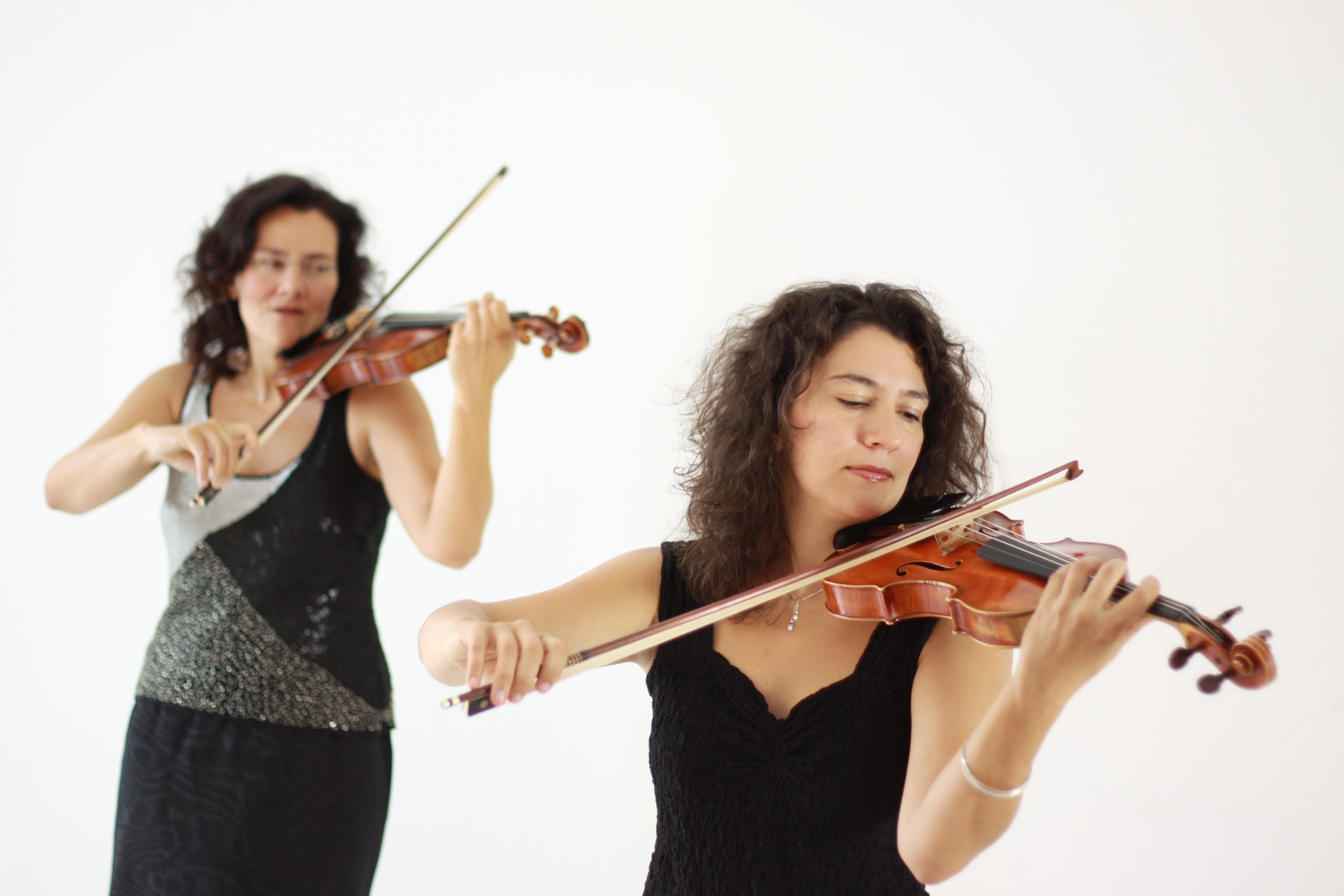 Isabel und Regina Steinbach