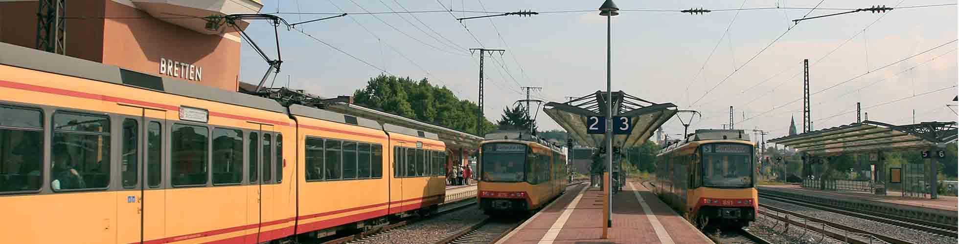 Bahnhof Bretten