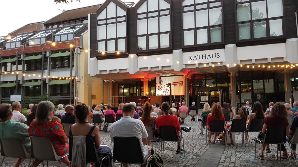 KulturFreitag 2020, Konzert Philipp Lingenfelser