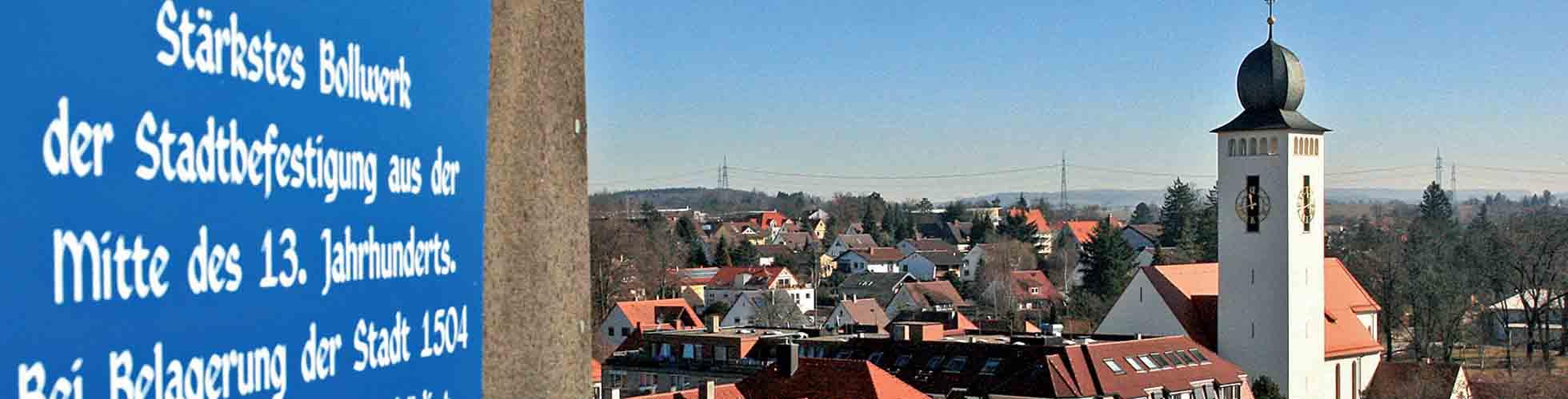 Blick Pfeiferturm