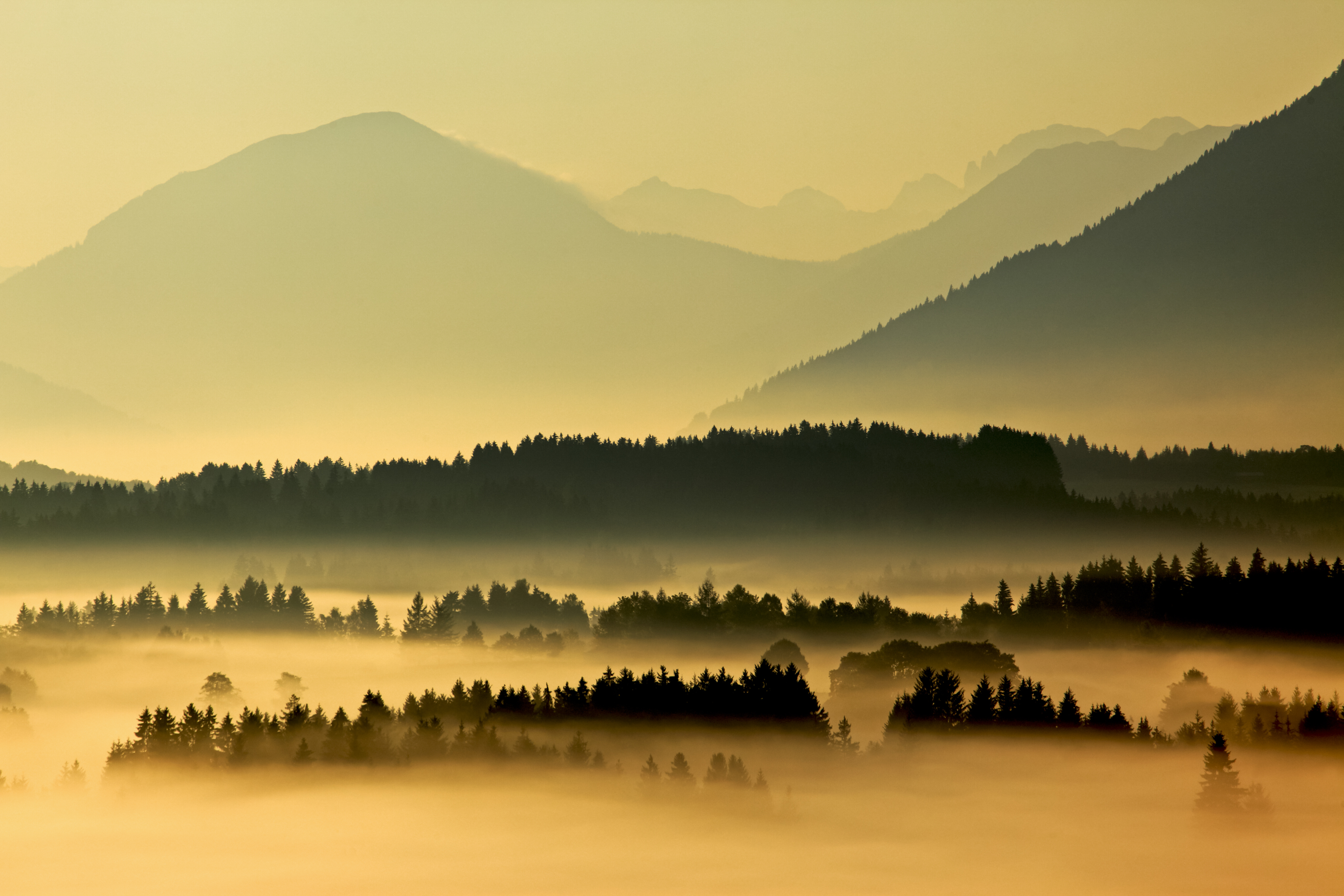 Multivision: Sagenhafte Alpen