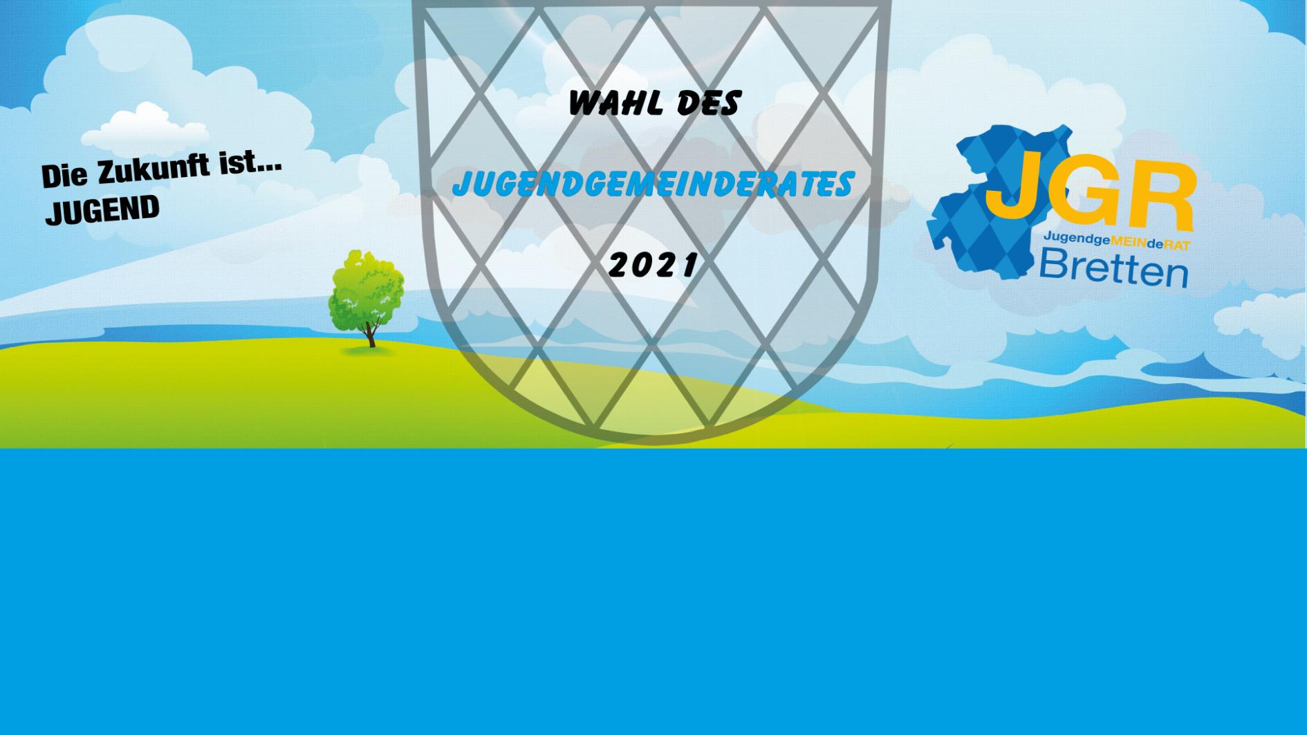 Werbebanner JGR Wahl