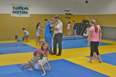 Kinderferienprogramm: Judoschnupperkurs