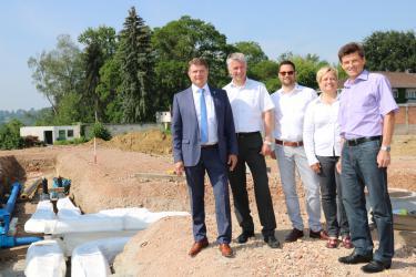 Quartierskonzept zur energetischen Stadtsanierung auf der Diedelsheimer Höhe
