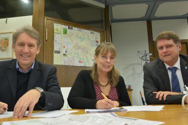 Pressefoto FAM-Südbau