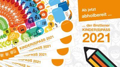Banner Kinder(s)pass 2021