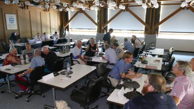 Erste Sitzung Projektbeirat Mobilitätskonzept