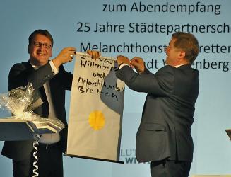 Besuch in Wittenberg