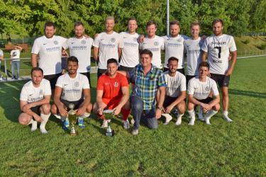 SV Kickers gewinnt bei Stadtpokal