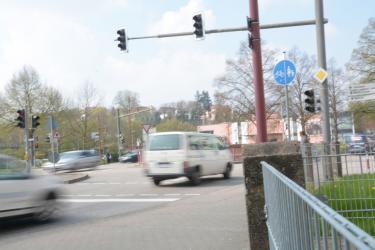 Kreuzung Wilhelmstraße