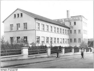 Friedrich Walds Kleiderfabrik