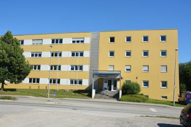 Das neue Technische Rathaus