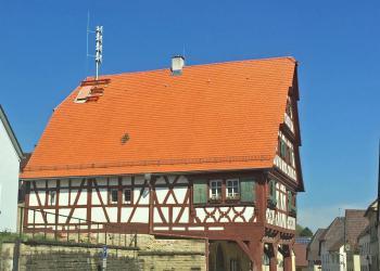 Rathaus Bauerbach Sirene
