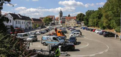 Bild Sporgassenparkplatz
