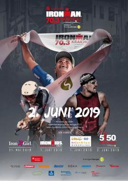 Plakat Ironman 70.3 Kraichgau