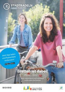 Poster Stadtradeln