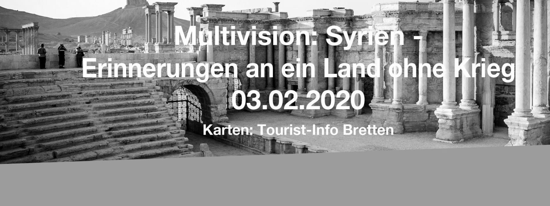 Multivision Syrien