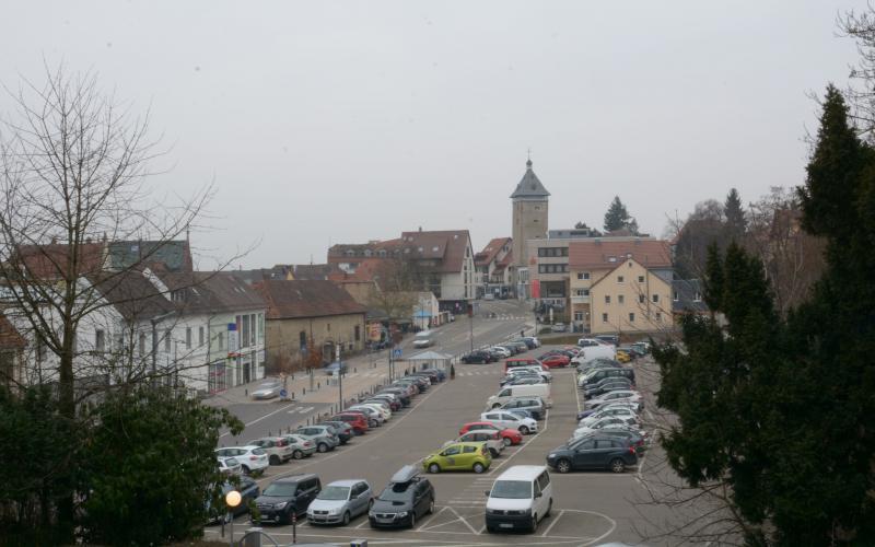 Bild Sporgassen-Parkplatz